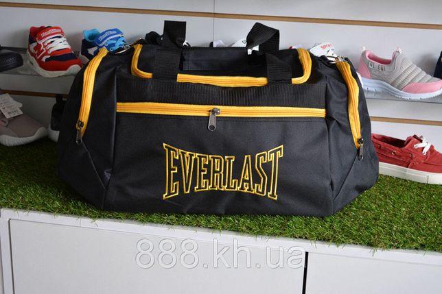130b27deba11 Хит! Спортивная сумка Everlast, мужская сумка для спортзала, Полтава -  изображение 1