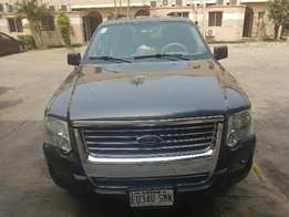 Reg ford explorer 2007