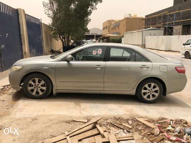 Toyota Camry 2008 full option good condtion