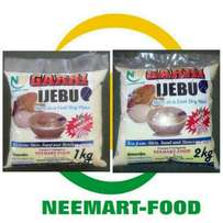 Garri Ijebu of high quality,for your consumption,sales or as souvenir.