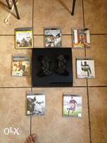Excellent condition PS3 with 7 awesome games