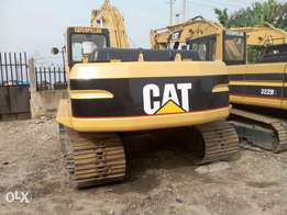Caterpillar excavators tokunbo