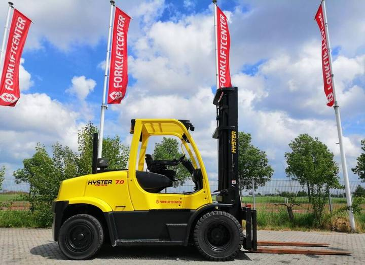 Hyster H7.0FT - 2011