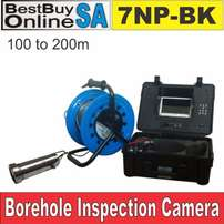 Borehole Inspection Camera – 7NP-BK - 100 to 200m