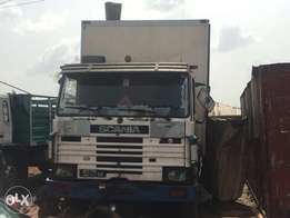 Scania Cold Room Body for Sale