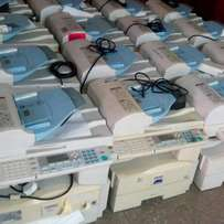 New arrived photocopiers fully equipped with printer Color scanner an