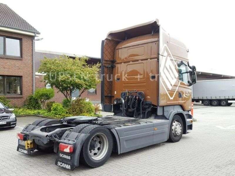 Scania R410 MEB Topline / Retarder / Standklima - 2014 - image 3
