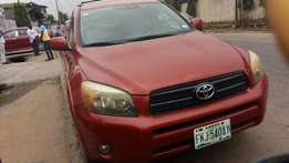 Lagos Registered Toyota Rav4