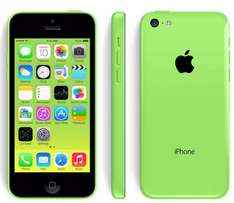 "Refurbished iPhone 5C • 8GB Storage • 4"" inch screen"