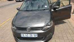 2011 VW 1.6 Polo with Ccmfortline