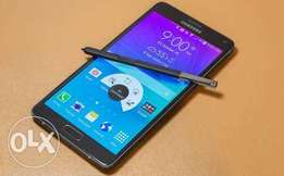 Samsung Galaxy Note4 Quick.sale 7months old still new