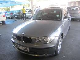2009 Grey BMW 116i engine