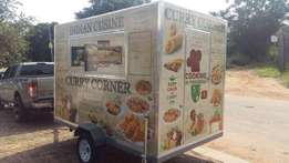 kitchen food trailer ,For sale