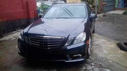 Mercedes-Benz E 350 (2010)-foreign used