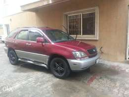 Affordable 2001 Lexus RX 300 With Sound Engine