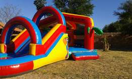 Jumping castle for hire - SMV