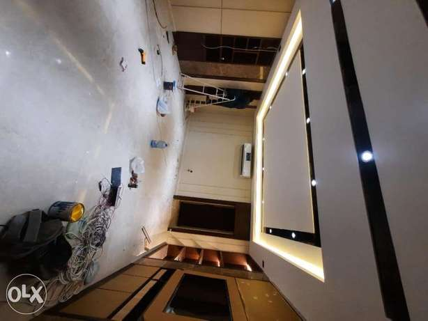 House Gypsum board and foursilling and painting work