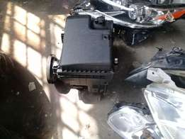Good condition Genuine clean hilux 2016 air filter box for sale