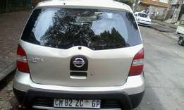 2011 Nissan livina 7seater for sale