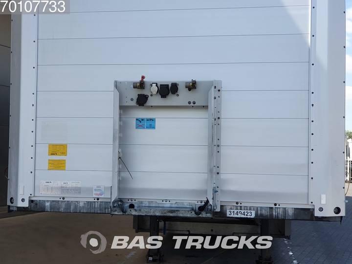 Schmitz Cargobull S01 3 axles Liftachse Coilmulde Palettenkasten - 2011 - image 7