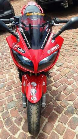 YAMAHA FZS 1000 for sale Delville - image 4