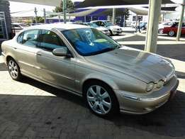2004 Jaguar X Type 3L
