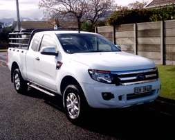 2012 Ford Ranger T6 Supercab XLS 3.2 TDCi 4x2 Manual!!