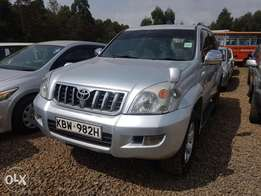 Toyota prado petrol very clean in mint Condition