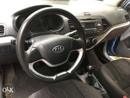 Extremely Neat 2012 Kia Picanto for sale (Almost like Tokunbo)