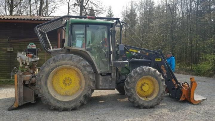 John Deere 6330 Forst - 2012