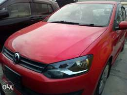 Volkswagen Polo KCP number Fully loaded