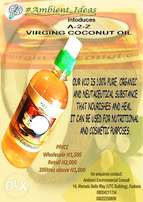 High quality virgin coconut oil