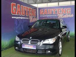 2006 BMW 5 Series 530d Exclusive A/T (E60) – R89 900