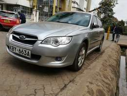 Extremely Clean Subaru legacy 2006 model 2000cc engine capacity.