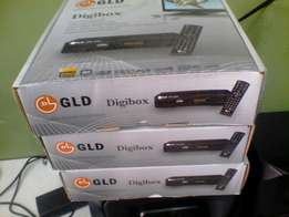 GLD digital box (free to air decoder)