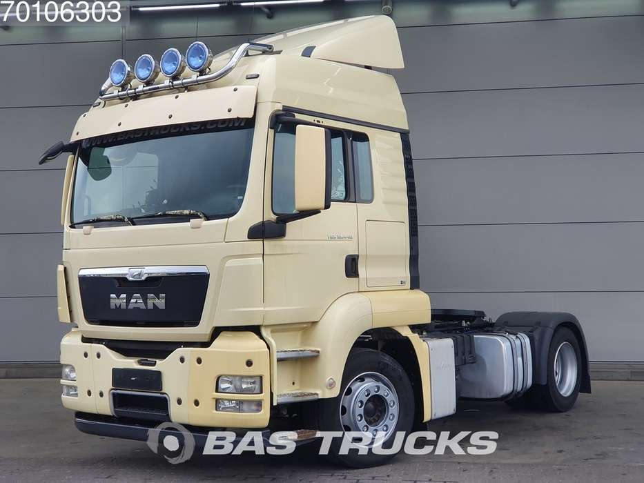 MAN TGS 18.440 LX 4X2 Euro 5 - 2013