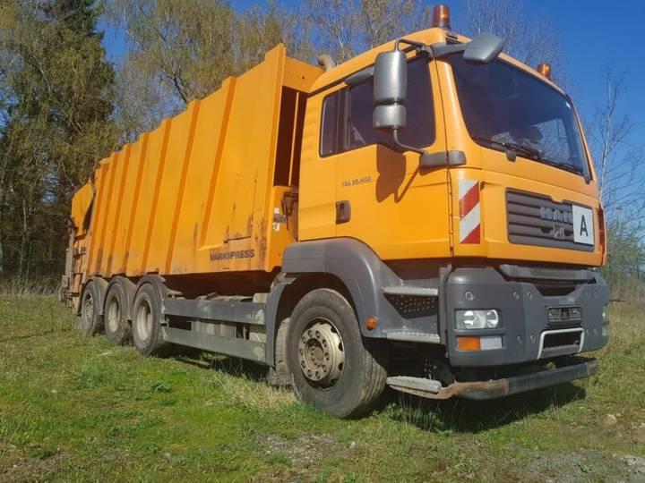 MAN 35400 8x4 Faun Variopress - 2007