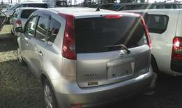 Nissan Note, KCK, year 2008, 1500 CC.