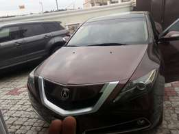 Clean Registered 2010 Acura ZDX