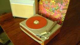 Record Player Vintage Philips