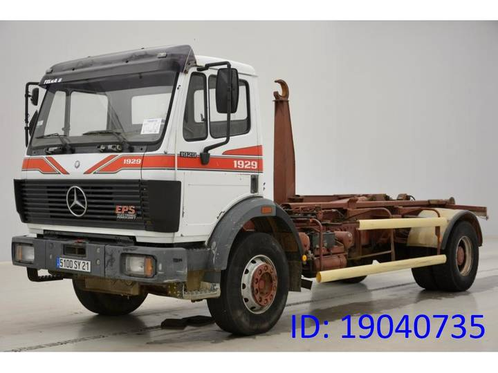 Mercedes-Benz 1929 Haakarm - 1990
