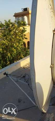Arabic and Airtel dish fixing and recharging