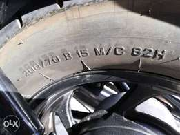 Looking for motorcycle tyre for cruiser.