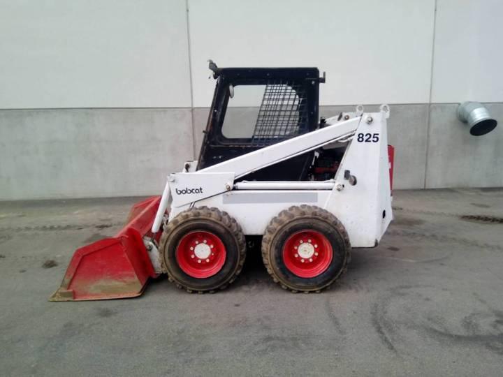 Bobcat 825