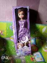 Talking Sofia the first Doll