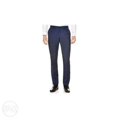 Men's Executive suit trousers-Navy blue Lagos Mainland - image 1