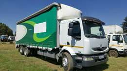 Renault 270dci 12tonne truck on special