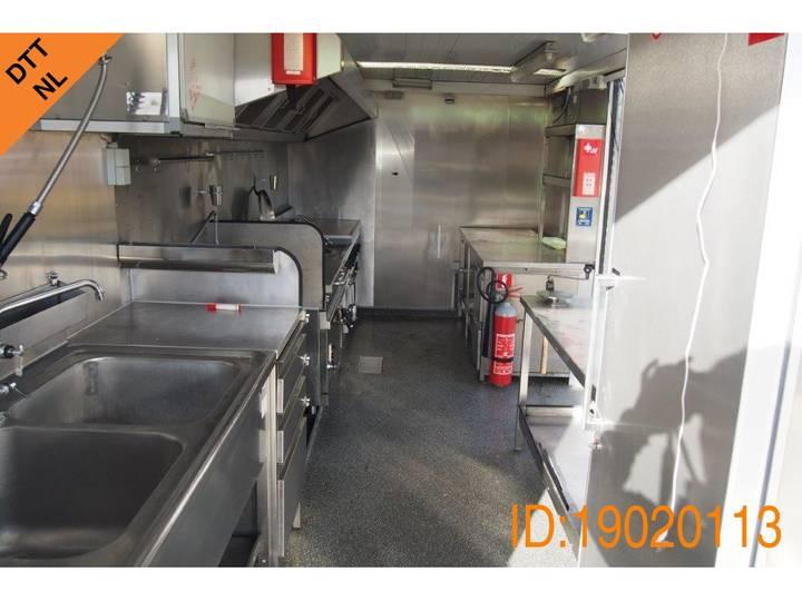 Flandria Mobile Kitchen - Food Trailer - Food Truck - 1991