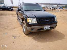 Very clean Ford explorer in perfect working condition for sale