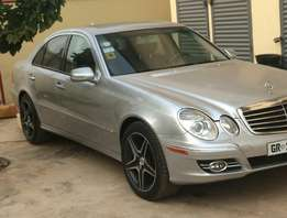 2008 Mercedes Benz E300 automatic transmission